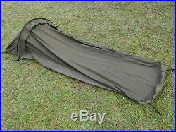 #CAR41 CARINTHIA ARMY Explorer XP II Plus Biwaksack Notzelt Bivibag GoreTex Zelt