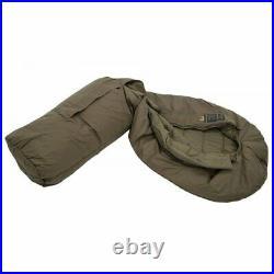 CARINTHIA DEFENCE 4 SLEEPING BAG 5°F Military Army Winter 4 Season Mummy Green