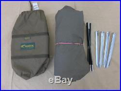 CARINTHIA Explorer XP II Plus Biwaksack Notzelt Bivy Bag Gore-Tex NEUWERTIG