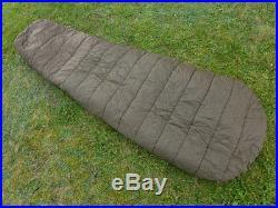CARINTHIA Mumien Schlafsack DEFENCE 4 oliv 200cm (Large) Survival Militär TOP