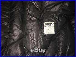Camp7 Goose Down Sleeping Bag Made in Boulder, Colorado