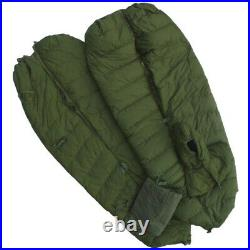 Canadian Army Arctic Sleeping Bag Five Piece Modular System Extreme Cold Winter