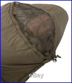 Carinthia Schlafsack Tropen oliv Medium Camping Zelten Campen Outdoor