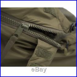 Carinthia Tropen Military Army Sleeping Bag Green Comfort 5°C Low -12°C 3 Season