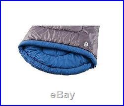 Coleman Camping Sleeping Bag Big & Tall 40-Degree Hiking Travel And Outdoor Bag