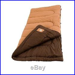 Coleman Dunnock Big and Tall Cold Weather Sleeping Bag