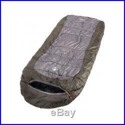 Coleman Sleeping Bag 0 Degree Adult Mountain Hardwear with Stuff Sack
