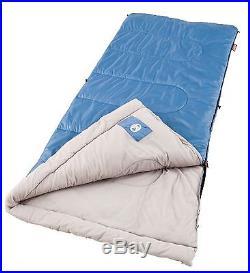 Coleman Trinidad Warm-Weather Sleeping Bag, Free Shipping, New