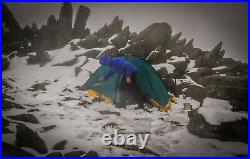 Criterion Expedition 1100 Down Sleeping Bag -40°C Extreme Cold Weather