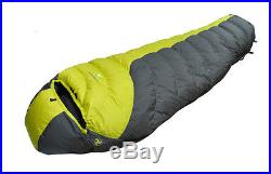 DANA Gold Climber 1000 White Goose Down Winter Sleeping Bag