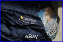 """Daunenschlafsack Warmpeace /"""" Moon 500/"""""""