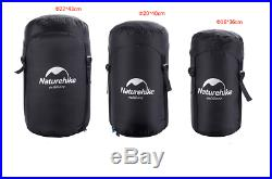 Down Winter Sleeping Bag 800L Black -5°C