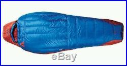 Eddie Bauer First Ascent Karakoram 20° Down Sleeping Bag go to the north face