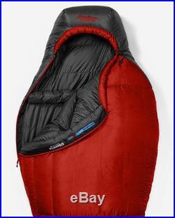 Eddie Bauer karakoram dry down 0 degree sleeping bag