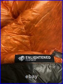 Enlightened Equipment 30 Deg Top Quilt