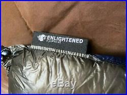 Enlightened Equipment Enigma 20 degree quilt 850 fill regular