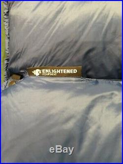 Enlightened Equipment Revelation 20 Degree Ultralight Quilt REGULAR/WIDE + Extra
