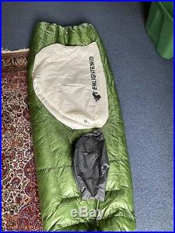 Enlightened Equipment Revelation 40 deg. Sleeping quilt 850 fill power down