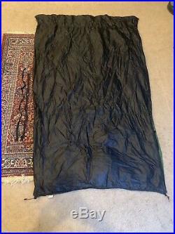Enlightened Equipment Revelation Apex Quilt 50 Degree Long Wide Black Green Used