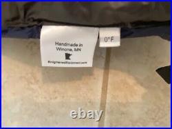 Enlightened Equipment Revelation Zero Degree 0°F 850DT Down Ultralight Quilt