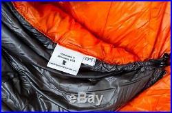 Enlightened Equipment Revelation lightweight Down Quilt Sleeping bag NEW 10 Deg