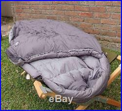 Exped Swan WB 0-degree, down mountaineering bag with Pertex Endurance shell