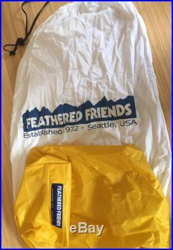 Feathered Friends Murre EX 0 Women's Sleeping Bag Medium