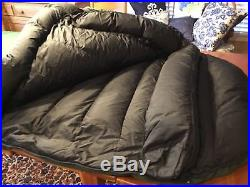 Feathered Friends Puffin Goose Down Sleeping Bag 800 Fill