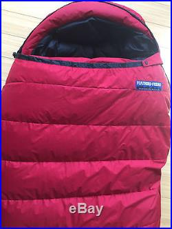 Feathered Friends Snowbunting EX 0 Sleeping Bag Excellent Condition