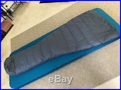 Feathered Friends Vireo Ul Sleeping Bag Ultralight Down Alpine Sleeping Bag Bivy