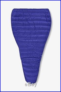 Feathered Friends Vireo Ultralight sleeping bag
