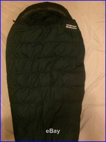 Feathered Friends Widgeon Sleeping Bag Long -10