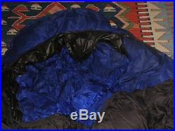 Feathered friends snowgoose expedition sleeping bag excellent condition