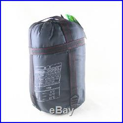 Featherlite Light 0-10 Degree Mummy Sleeping Bag Camping Hiking Compression Sack