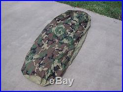 For Repair 4-Piece Modular Sleep System MSS Military Sleeping Bag ECWS -30 USGI