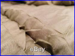Genuine Serbian army Sleeping Bag with Rubber layer Supremely made Field Gear