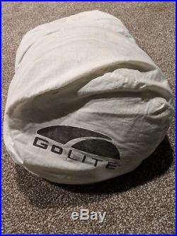 GoLite Adrenaline 40 Men's Sleeping Bag, 800 Fill Down / Pertex footbox
