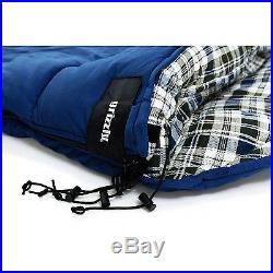 Grizzly 2-Person Sleeping Bag -25 Degree Canvas, Blue, 40010, Great Product