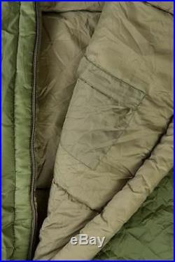 HALO Recon 3 Gen II Sleeping Bag -5°C Military Spec Tactical BLACK