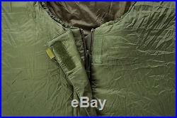 HALO Recon 5 Gen II Sleeping Bag -20°C Military Spec Tactical BLACK