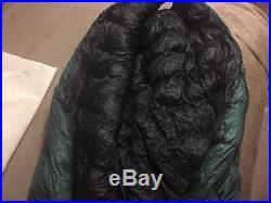 Hammock Gear Burrow 20 Down Top Quilt Sleeping Bag Zpacks Bag Ultralight Hiking