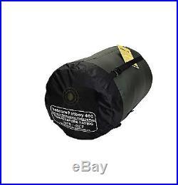 Hotcore FATBOY 400 Superwide rectangular sleeping bag -30C/-22F