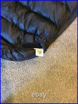 Jacks are Better Sierra Stealth down hammock quilt/topquilt regular