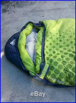 KELTY Cosmic Down +20F / -7C, Regular, Right Hand Zipper, Down Sleeping Bag
