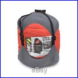 KLYMIT KSB OVERSIZED 0 Degree DOWN Sleeping Bag BLACK with stretch baffles