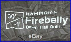 Kammok Firebelly Quilt 30 Degree Down /42666/