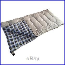 Kamp-Rite Adult 0-Degree King-Size Rectangular Sleeping Bag