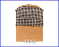 Kamp-Rite Overnighter 2 Person Sleeping Bag (10-Degree)