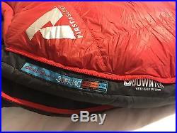 Karakoram -30 Down mummy bag NWT never used
