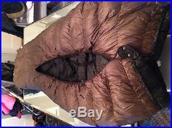 Katabatic Gear Alsek 22°F Down Sleeping Bag Quilt Long / Wide